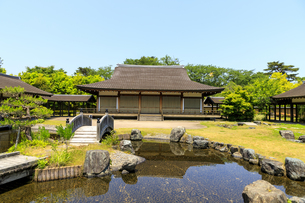 福島県 吹風殿の写真素材 [FYI04674282]