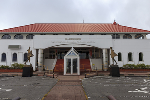 長野県 美ヶ原高原美術館の写真素材 [FYI04674321]