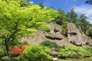 那谷寺奇岩遊仙峡の写真素材 [FYI04674408]