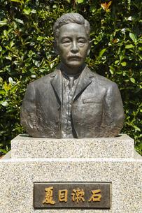 夏目漱石像の写真素材 [FYI04674765]