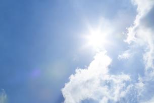 夏空の写真素材 [FYI04674772]