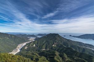 便石山 象の背からの風景の写真素材 [FYI04675426]
