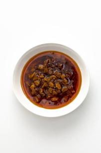 食べるラー油の写真素材 [FYI04675674]