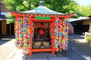 八坂庚申堂の写真素材 [FYI04677172]