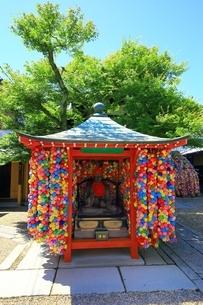 八坂庚申堂の写真素材 [FYI04677173]
