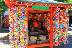 八坂庚申堂の写真素材 [FYI04677174]