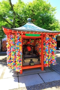 八坂庚申堂の写真素材 [FYI04677175]