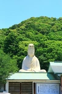 霊山観音像 京都東山の写真素材 [FYI04677210]