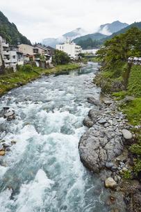 岐阜県、郡上八幡の写真素材 [FYI04679122]