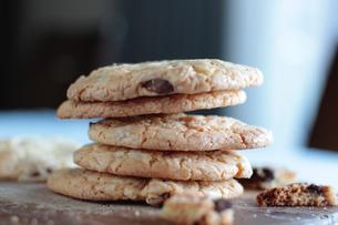 クッキーの写真素材 [FYI04679224]