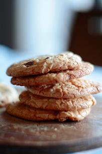 チョコチャンククッキーの写真素材 [FYI04679232]