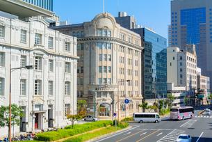 関西の風景 神戸市 旧居留地の街並みの写真素材 [FYI04679259]