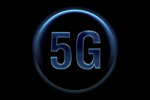5Gのテキストイメージグラフィックのイラスト素材 [FYI04679854]