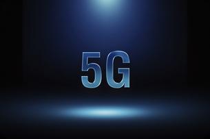 5Gのテキストイメージグラフィックのイラスト素材 [FYI04679856]
