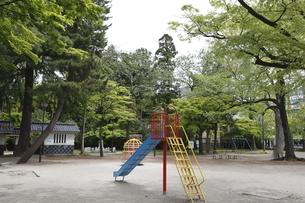 宮城県 勝山公園の写真素材 [FYI04680034]