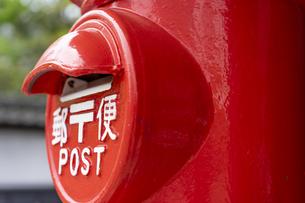 郵便ポストの写真素材 [FYI04680150]