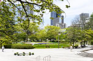 宮城県 勾当台公園の写真素材 [FYI04680205]