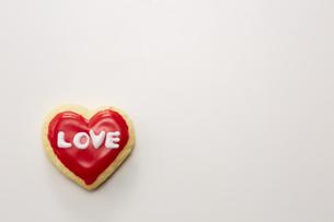 アイシングデコレーションしたクッキーの写真素材 [FYI04680476]