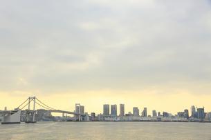 東京港のパノラマの写真素材 [FYI04681366]