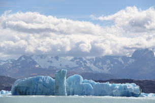 パタゴニアの氷河の写真素材 [FYI04682227]