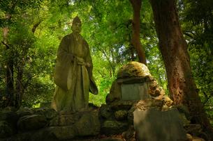 畠山重忠像の写真素材 [FYI04683742]