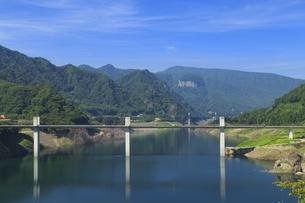 八ッ場ダムの写真素材 [FYI04683769]