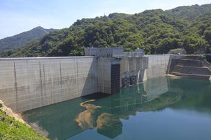 八ッ場ダムの写真素材 [FYI04683772]