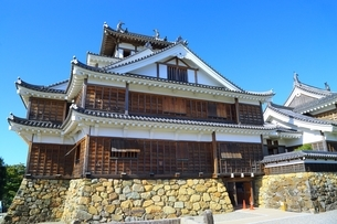 福知山城の写真素材 [FYI04684841]