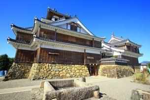 福知山城の写真素材 [FYI04684843]