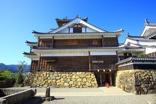 福知山城の写真素材 [FYI04684844]