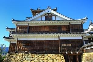 福知山城の写真素材 [FYI04684845]