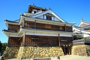 福知山城の写真素材 [FYI04684846]