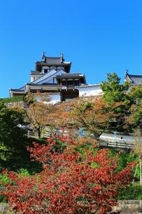 福知山城の写真素材 [FYI04684850]
