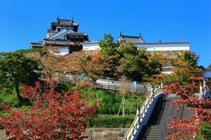 福知山城の写真素材 [FYI04684851]