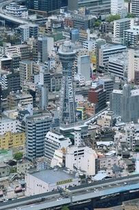 大阪の町並みの写真素材 [FYI04684885]