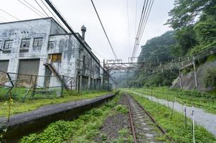 碓氷峠 旧熊ノ平駅の写真素材 [FYI04685200]
