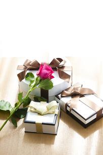 プレゼントBOXの写真素材 [FYI04685455]