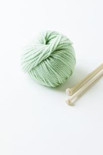 毛糸の写真素材 [FYI04685483]