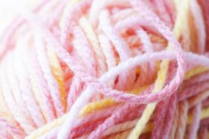 毛糸の写真素材 [FYI04685502]