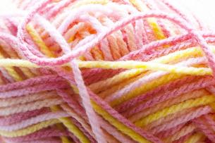 毛糸の写真素材 [FYI04685506]
