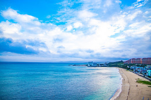 海の写真素材 [FYI04686216]