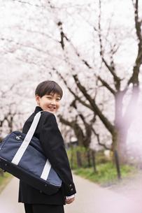 中学生 春の写真素材 [FYI04686554]