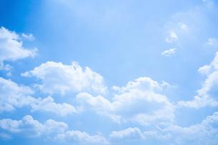 空の写真素材 [FYI04686976]