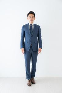 日本人ビジネスマンの写真素材 [FYI04686983]