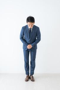 日本人ビジネスマンの写真素材 [FYI04686998]