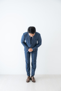 日本人ビジネスマンの写真素材 [FYI04687001]