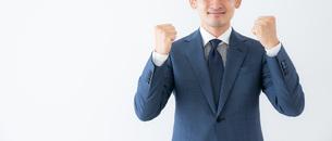 日本人ビジネスマンの写真素材 [FYI04687033]