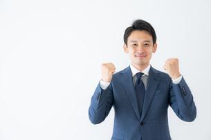 日本人ビジネスマンの写真素材 [FYI04687039]