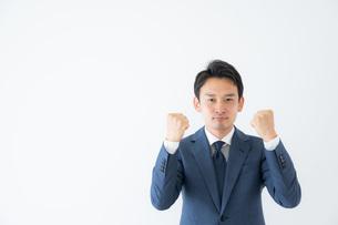 日本人ビジネスマンの写真素材 [FYI04687041]