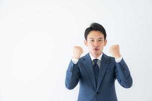 日本人ビジネスマンの写真素材 [FYI04687045]